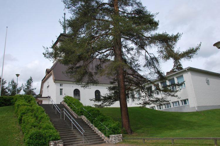 Jämsänkosken kirkko
