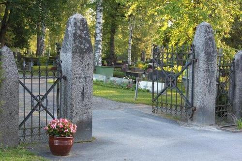 Jämsän Vanha hautausmaa