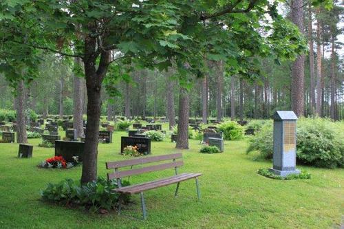 Miekkainpetäjän hautausmaa