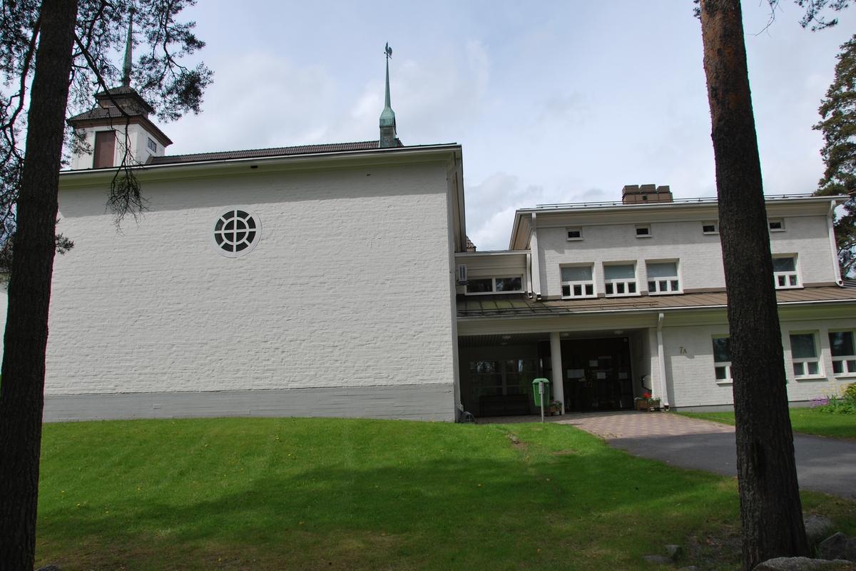 Jämsänkosken seurakuntatalo