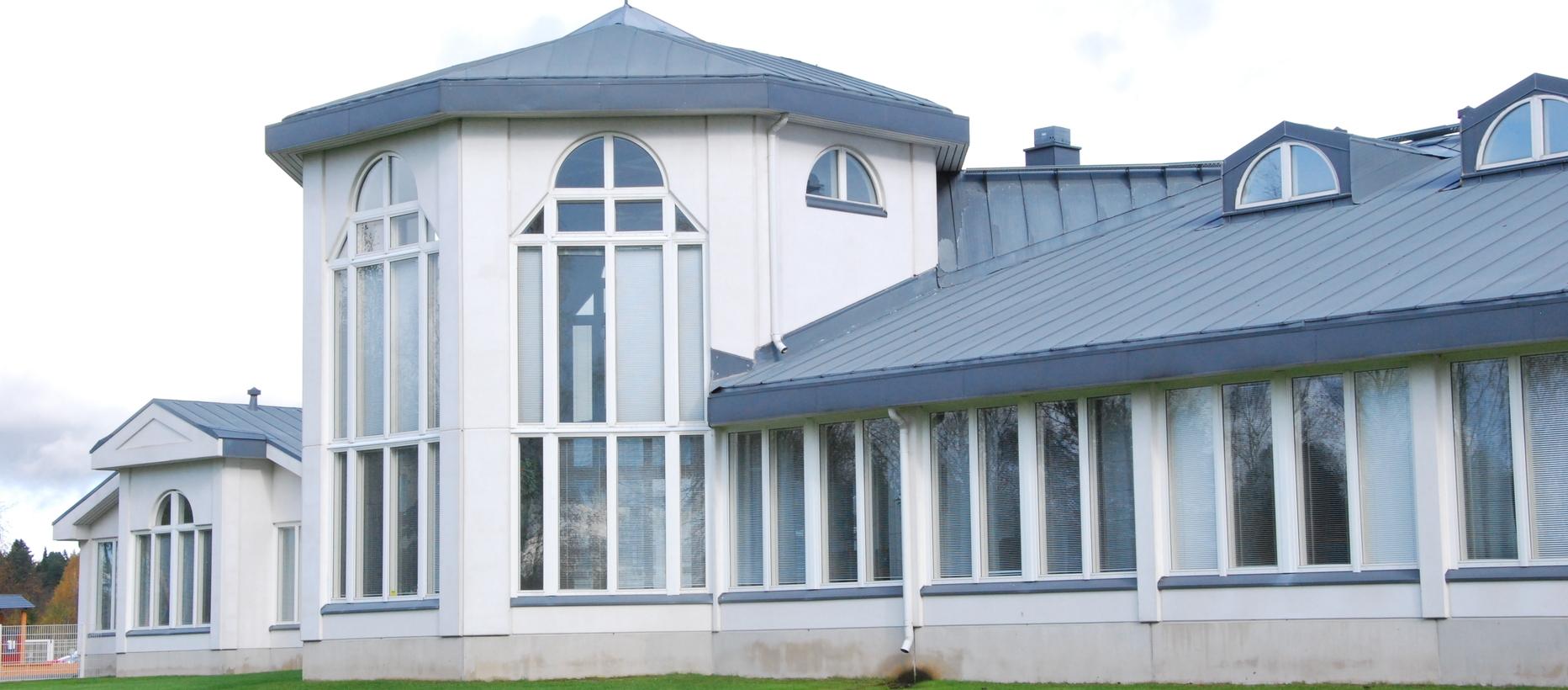 Jämsän seurakuntakeskus